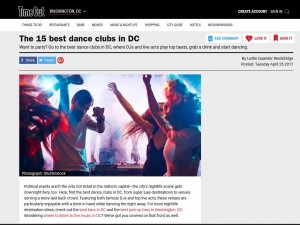 best dance clubs