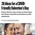 26 Social Distance-Friendly Date Ideas—for V-Day and Beyond