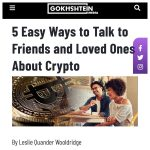 How to Talk to Friends and Family About Crypto